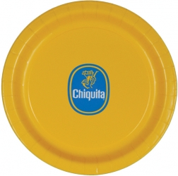 2-Color Imprint Custom 9\  Colored Paper Plate  sc 1 st  Party Innovations & 2-Color Imprint Custom 9\