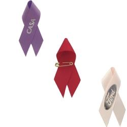Custom Awareness Ribbon with Pins
